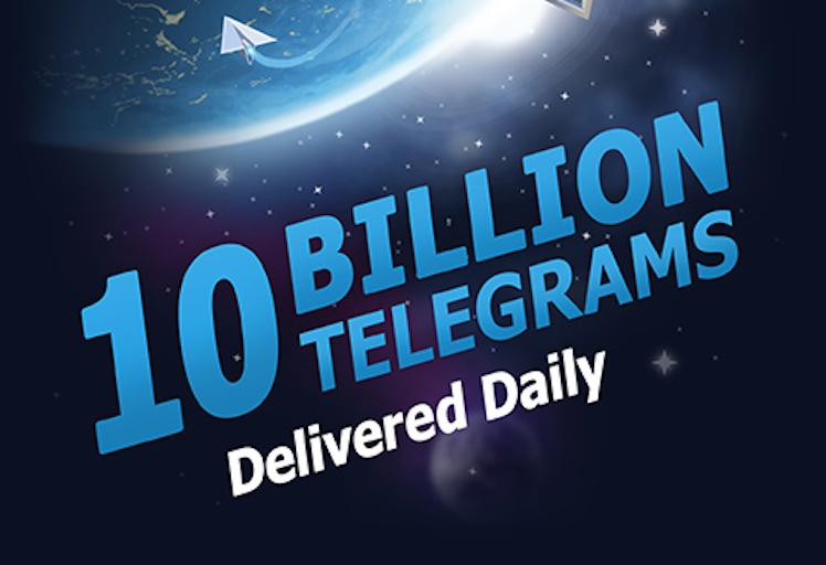 Telegram Rekord