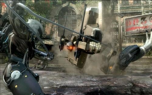 Metal Gear Rising - Revengeance Screen1