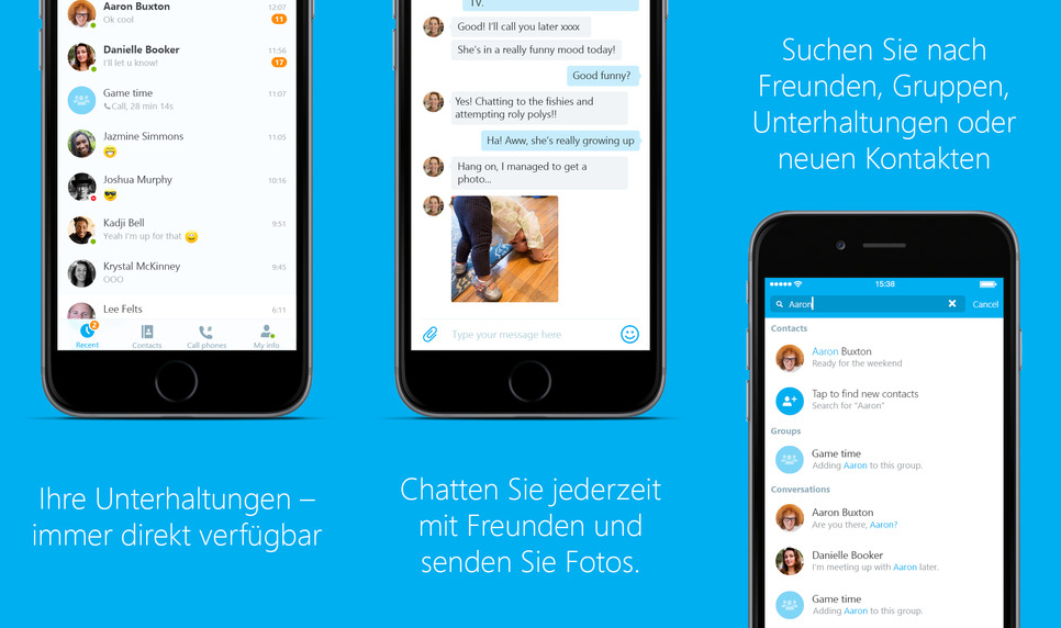 Skype Screen