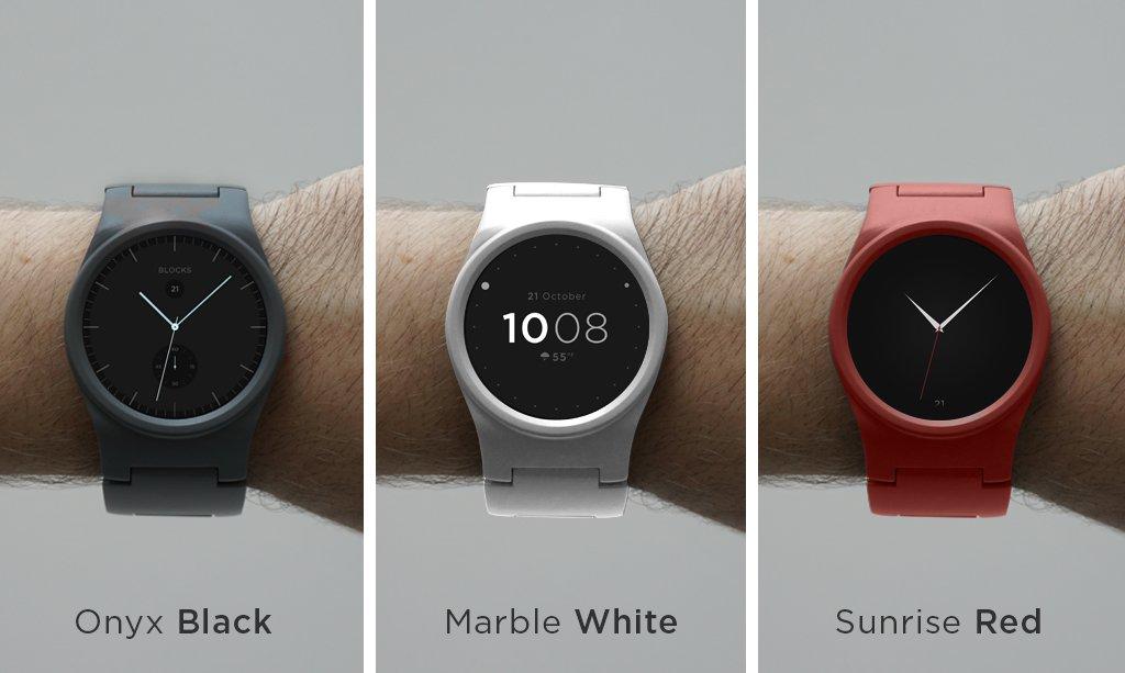 Blocks Smartwatch Bild1