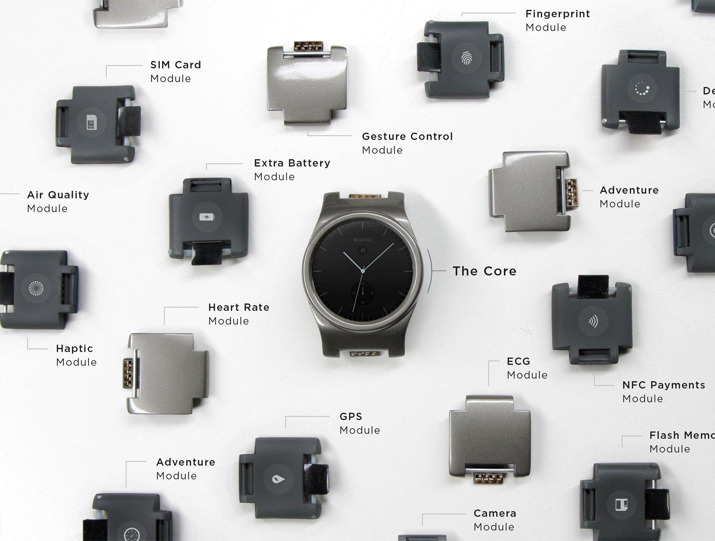 Blocks Smartwatch Bild2