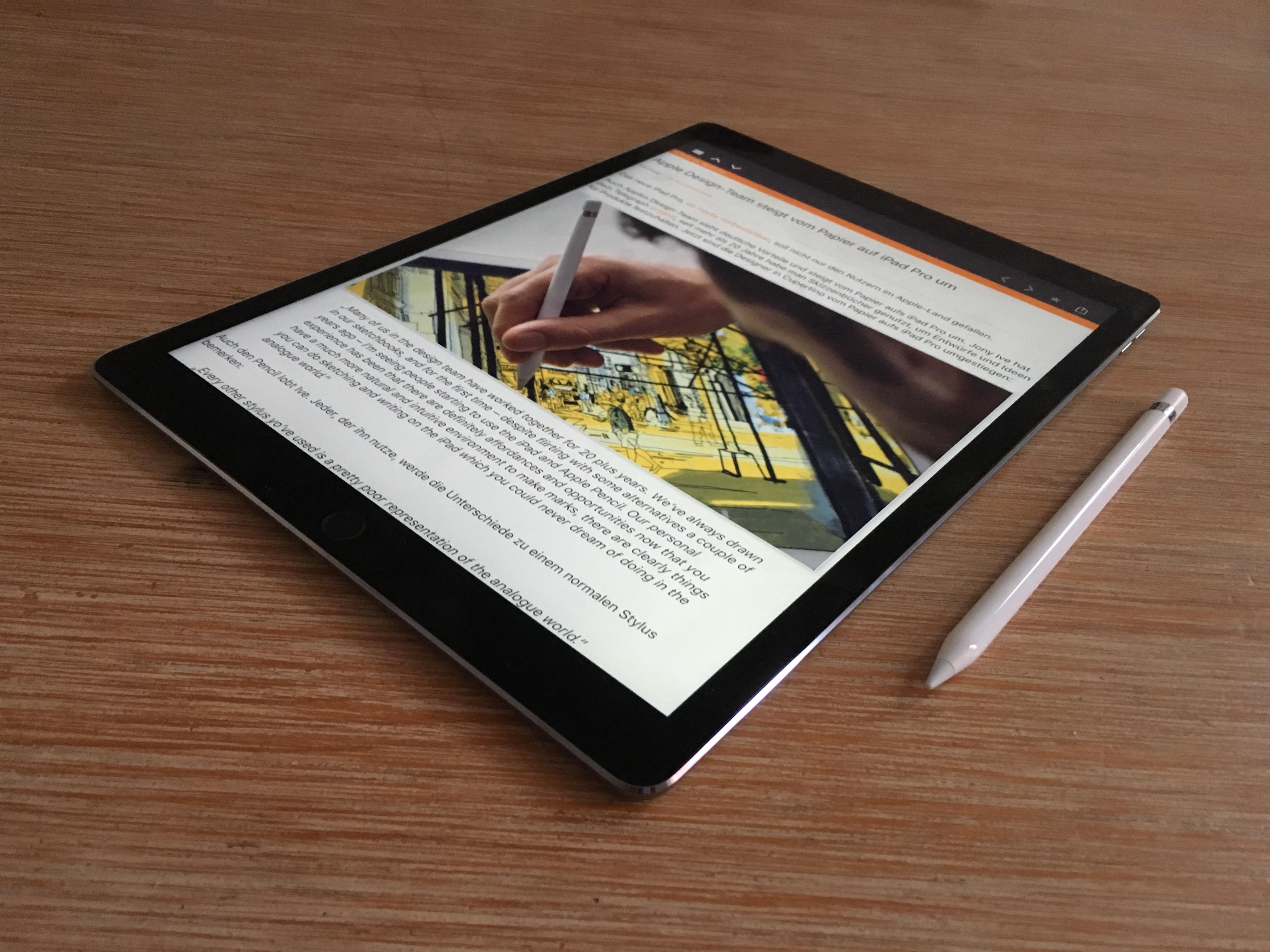 wofür apple pencil