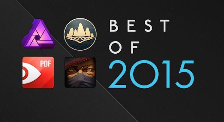 Best of 2015 Mac App