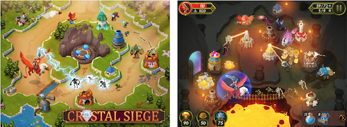 Crystal Siege HD