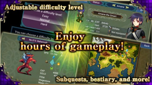RPG Forutna Magus Screen