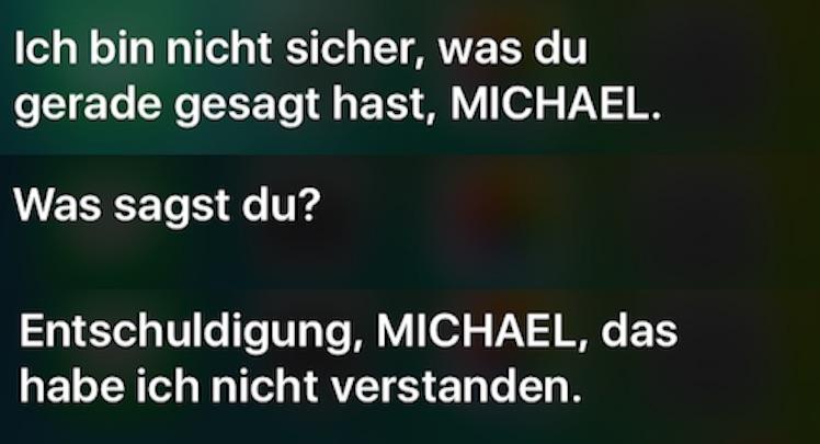 Siri Bug