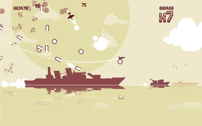Luftrausers Screen