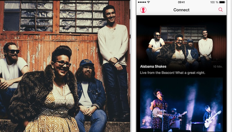 Apple Music Connect Alabama Shakes