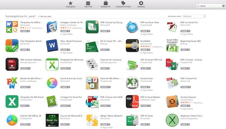 mac-app-store-suche-excel