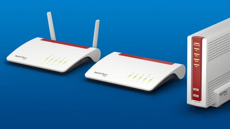 Für erste Router schon verfügbar: FritzOS: Update für zwei FritzBoxen veröffentlicht