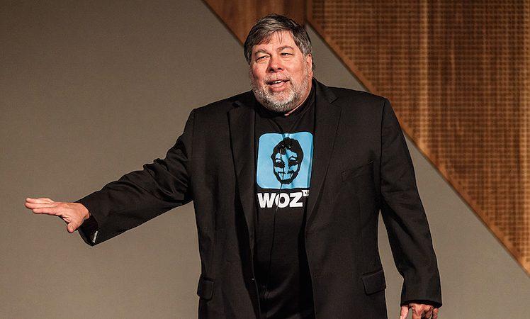 Steve Wozniak wurden Bitcoins gestohlen