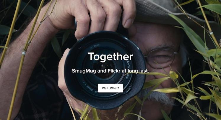 Flicker wandert von Yahoo zu SmugMug