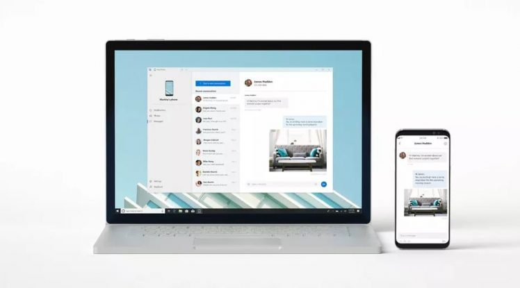 Microsoft will iMessage in Windows bringen