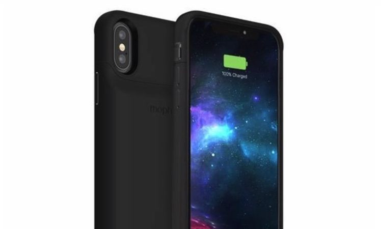 ces 2019 mophie stellt neue akku cases f r iphone xs und. Black Bedroom Furniture Sets. Home Design Ideas