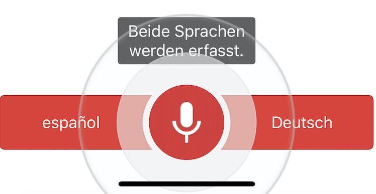 Siri übersetzer