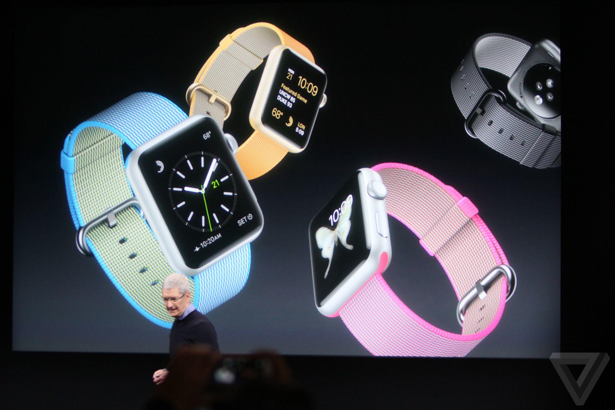 apple watch neue farben