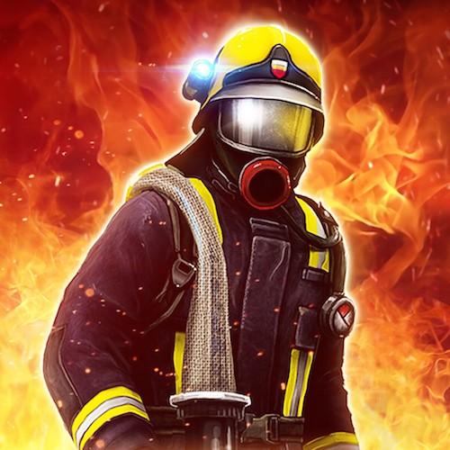 Rescue Feuerwehrmann