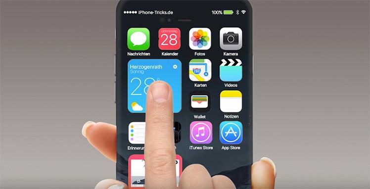 iPhone 7 (Konzept)