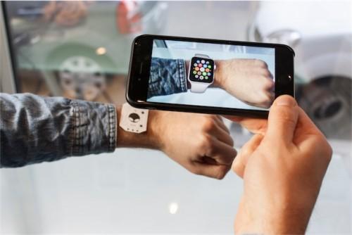 Apple Watch Virtual Reality
