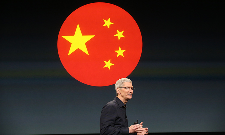 Apple in China