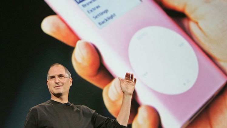 Steve Jobs 2003 / iTunes Store