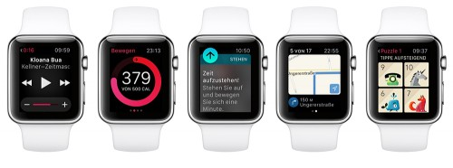 Apple Watch im iTN-Test