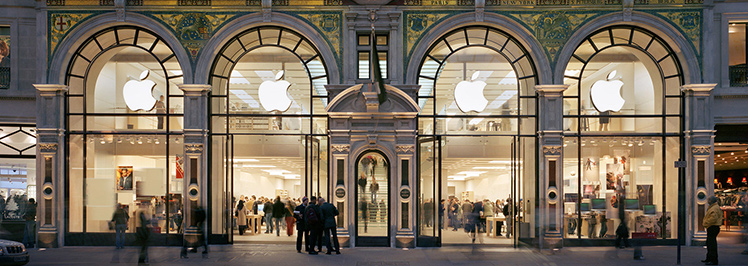 Apple-Store London