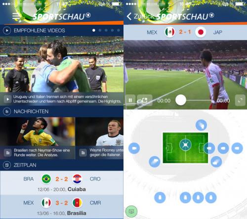 Sportschau Fifa Screen
