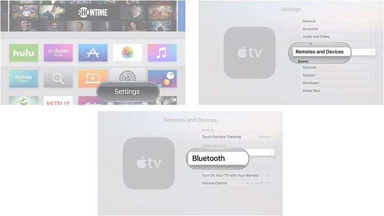 Apple TV Controller