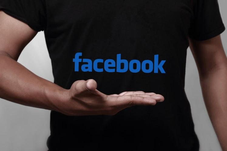 Facebook Ansicht
