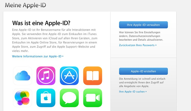 My Apple-ID