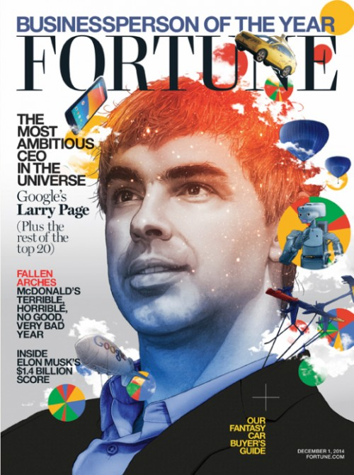 Cover Fortune