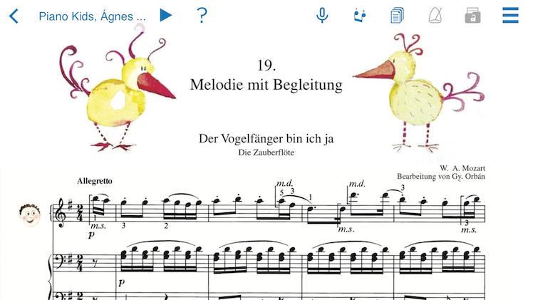 Musica Piano zwei