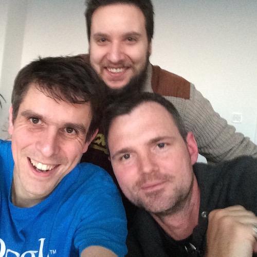 Pomcast Podcast Team