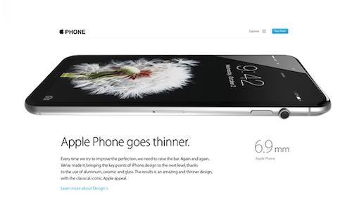 iPhone 6S ADR Ansicht