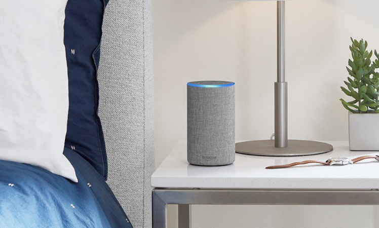 Amazon Echo: Bald eigene KI-Chips für Alexa?