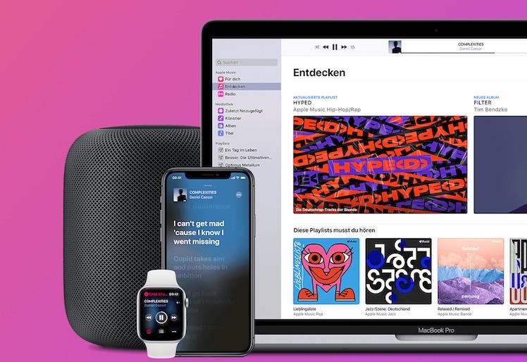 Apple Music: 25 % Prozent Marktanteil in rasant wachsendem Sektor – iTopnews.de – Aktuelle Apple-News & Rabatte zu iPhone, iPad & Mac