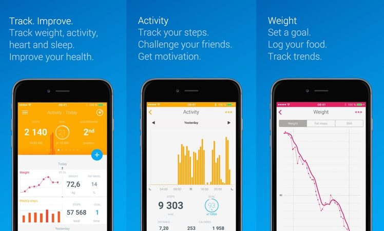 Iphone App Entfernungsmesser : Aktuell zum sparpreis: withings steel hr im itopnews test