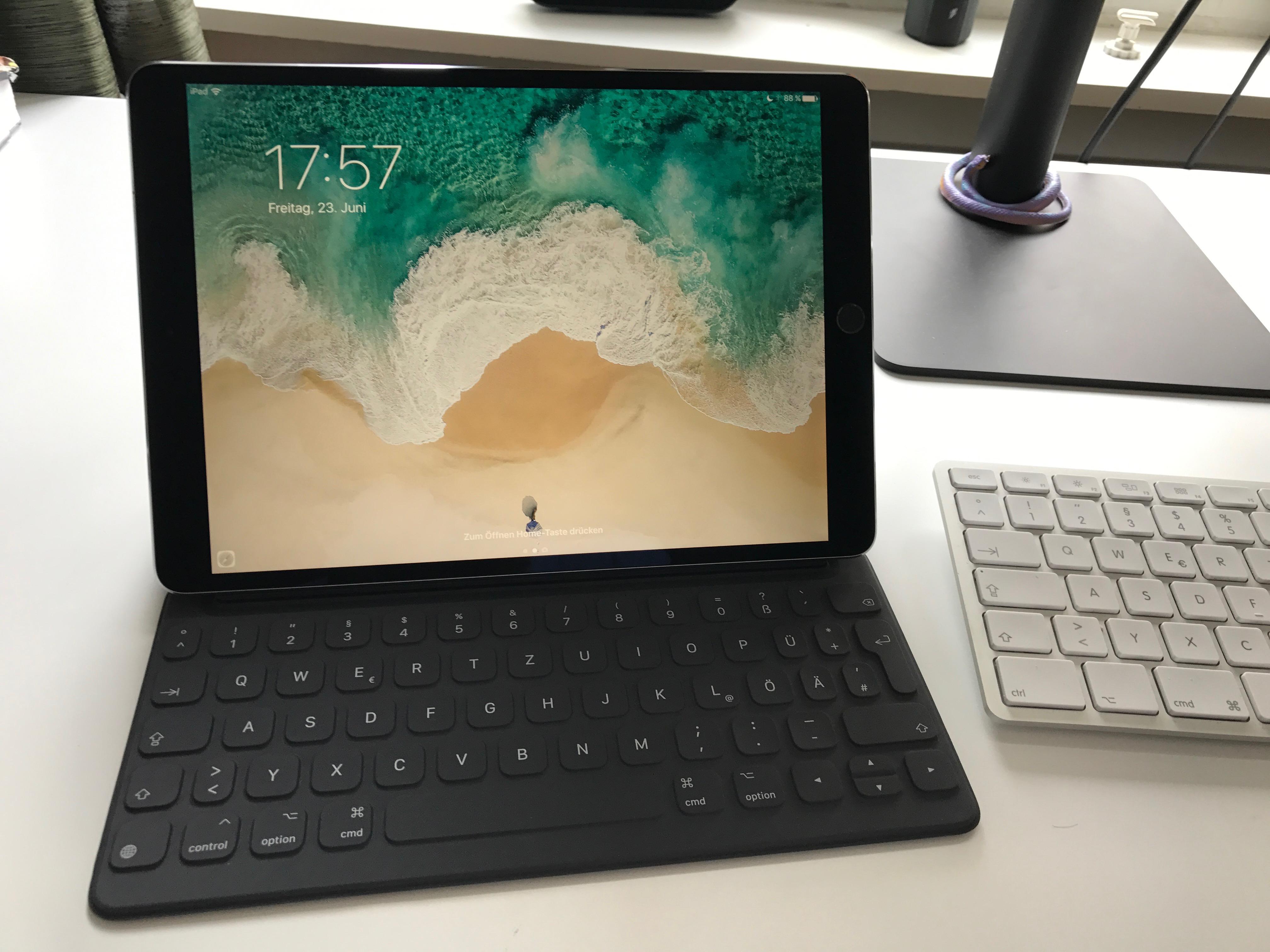 Angetestet: Eine Woche mit dem neuen 10,5″ iPad Pro | iTopnews