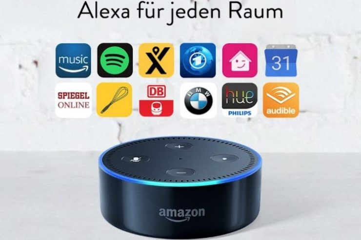 echo dot aktuelle apple news rabatte zu. Black Bedroom Furniture Sets. Home Design Ideas