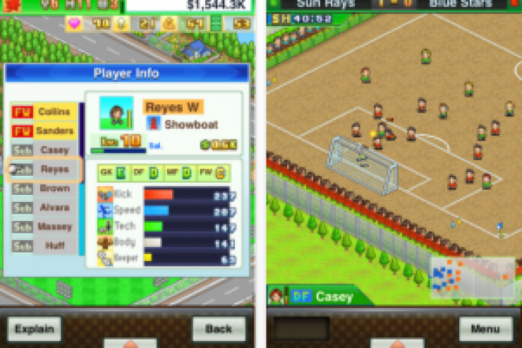 Aufbauspiele Apps Iphone