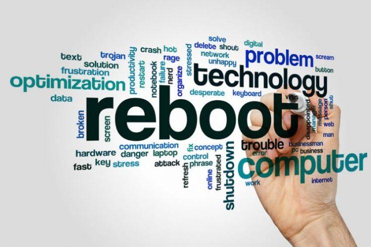 how to start program on reboot of imac