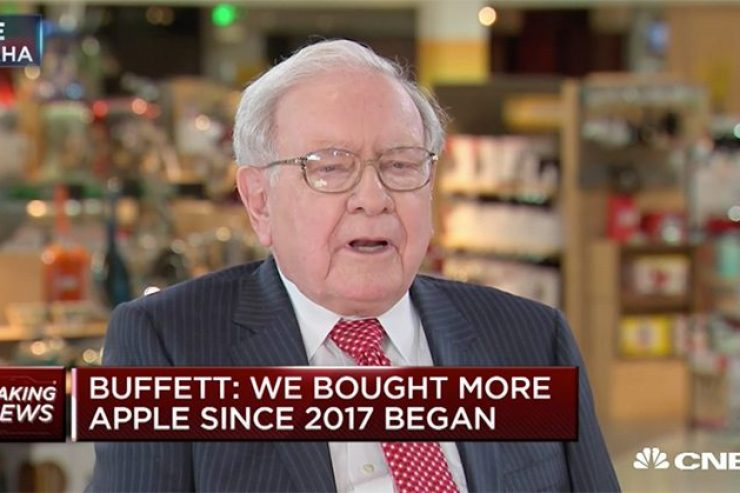 buffet approach of valuing stock Buffett: well, we adjust by simply trying to buy it at a big discount from the present value calculated using the risk-free interest rate so if interest rates are 7% and we discount it back at 7%.