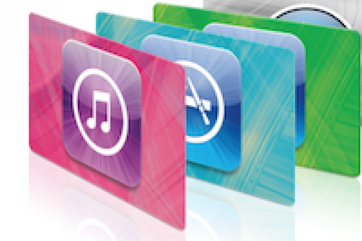 iTunes Karte Logo Icon